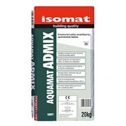 AQUAMAT-ADMIX gri 20Kg impermeabilizant de masa pentru beton, cu actiune de cristalizare