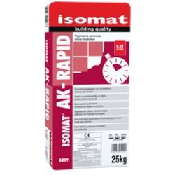 Isomat AK-Rapid gri 25Kg adeziv cu priza rapida, cu rasini, pentru placi , C2 FT