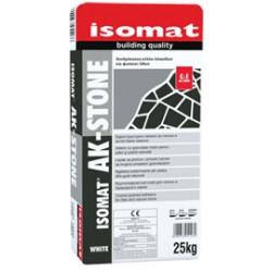 Isomat AK-Stone alb 25Kg adeziv cu granulatie mare, pentru placi şi pietre naturale, C1 E