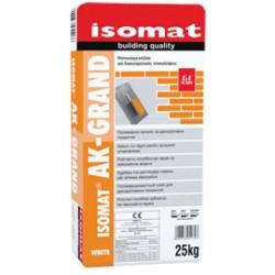 Isomat AK-Grand gri 25Kg adeziv cu granulatie mare, aditivat cu rasini, pentru acoperiri decorative, C2 E