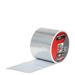 Isomat BUTYL TAPE Alu 5cm X 10m bandă butilica autoadeziva, laminata cu aluminiu