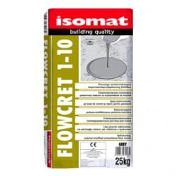 FLOWCRET 1-10  şapă de ciment cu răşini, autonivelantă, pentru nivelarea pardoselilor