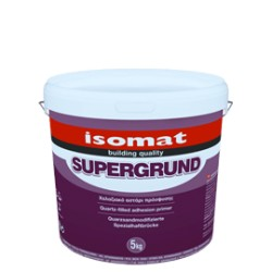 Isomat SUPERGRUND 20Kg grund de aderenta, pentru realizarea rugozitatii suportului