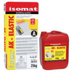 Isomat AK-Elastic alb 35Kg adeziv de inaltă calitate, bicomponent, elastic, pentru placi, C2 E S2