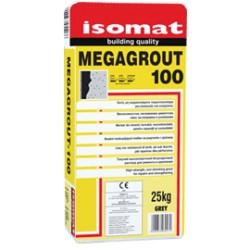 Isomat MEGAGROUT-100 gri 25Kg mortar pe bază de ciment de inalta rezistenta, fara contractii, turnabil, pentru reparatii