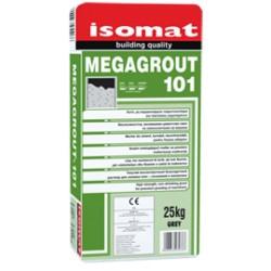 Isomat MEGAGROUT-101 gri 25Kg mortar pe baza de ciment de inalta rezistenta, turnabil, fara contractii, pentru fixari