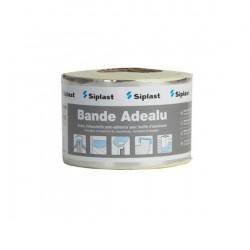 Siplast Bande Adealu 10Ommx10m banda de etansare adeziva cu folie de aluminiu