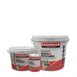 ISOMAT BATH-KITCHEN BAZA D 9,7L vopsea antimucegai de calitate superioara