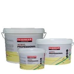 ISOMAT ACRYL PROFESSIONAL  vopsea acrilică pentru exterior