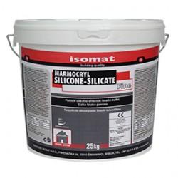 MARMOCRYL SILICONE-SILICATE Fine BAZA D tencuială pastă, pe bază de sticlă solubilă şi silicon