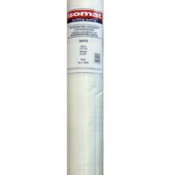 TESATURA POLIESTERICA PF60 ( POLYESTER FABRIC ) 1mx50m  pentru armarea diverselor straturi hidroizolante